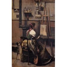 The Artist's Studio 1