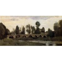 The Bridge at Grez sur Loing