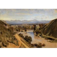 The bridge at narni
