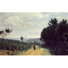 The Severes Hills Le Chemin Troyon