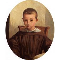 The Son of M Edouard Delalain