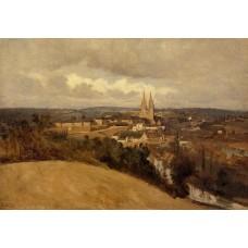 View of Saint Lo
