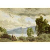 View of the Chalet de Chenes Bellevue Geneva