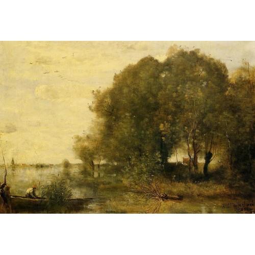Wooded Peninsula