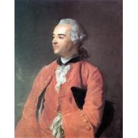 Portrait of Jacques Cazotte