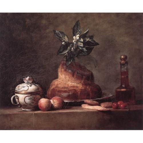 La Brioche' (Cake)
