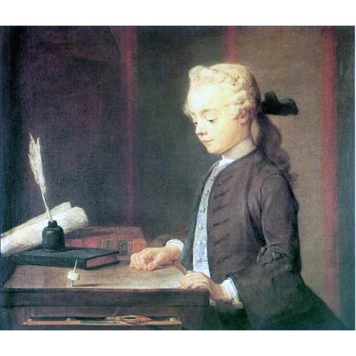 Portrait of Auguste Gabriel Godefroy