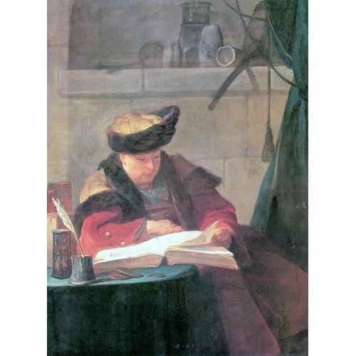 Portrait of the Painter Joseph Aved