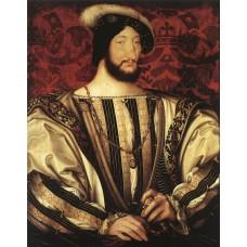Portrait of Francois I King of France