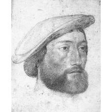 Portrait of Jean de Dinteville Seigneur de Polisy