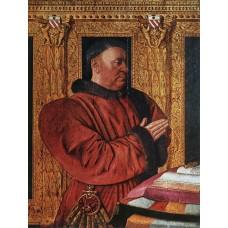 Portrait of Guillaume Jouvenel des Ursins