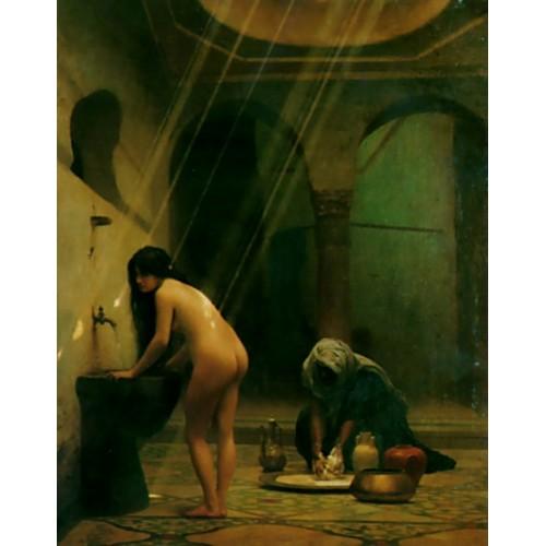 A Moorish Bath