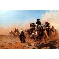 Bonaparte et son armee en Egypte