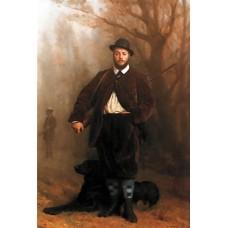 Portrait of Eduoard Delessert