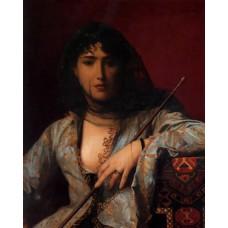 Veiled Circassian Lady