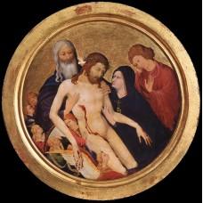 Large Round Pieta