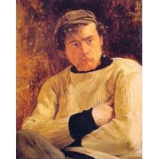 Portrait of Jean Pierre Laurens