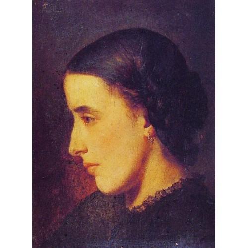 Portrait of Madeleine Villemsens