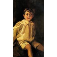 Portrait of Basil Mundy