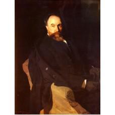 Portrait of Don Aureliano de Beruete