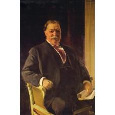 Portrait of Mr Taft President of the United States