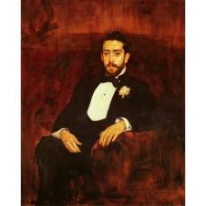 Portrait of the Laywer Don Silverio de la Torre y Eguia