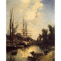 Boats Dockside