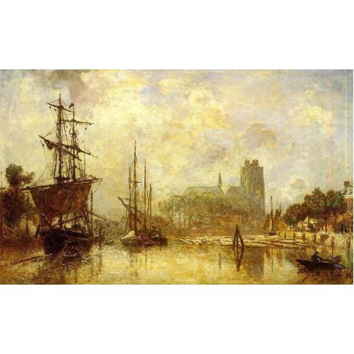 The Port of Dordrecht