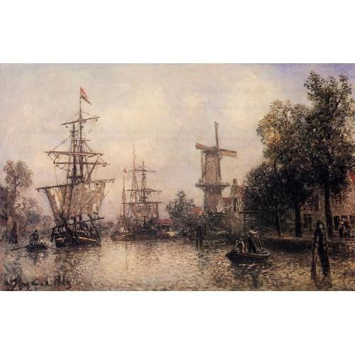 The Port of Rotterdam 2