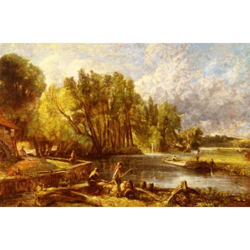 The Young Waltonians Stratford Mill