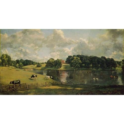 Wivenhoe Park Essex