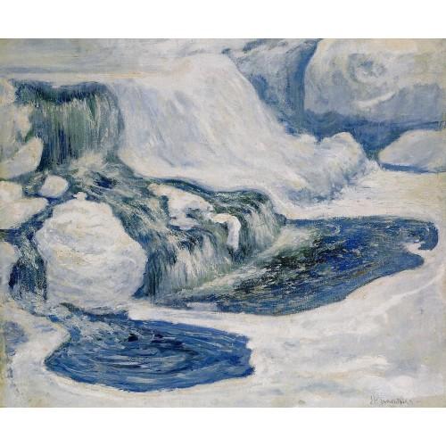 Falls in January
