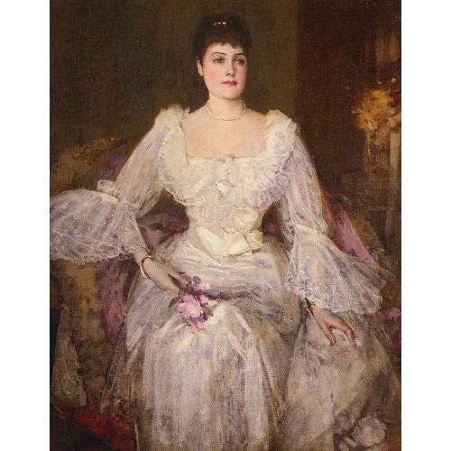 Portrait Of Lady Lyle
