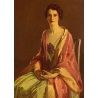 Portrait of Miss Julia McGuire