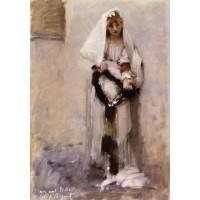 A Parisian Beggar Girl