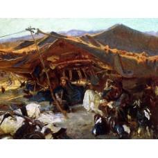 Bedouin Encampment