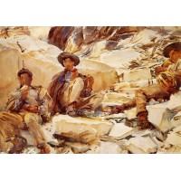 Carrara Workmen