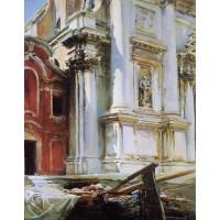 Church of St Stae Venice