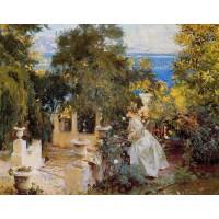 Garden in Corfu 1