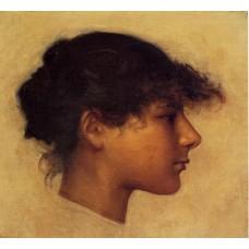 Head of Ana Capri Girl