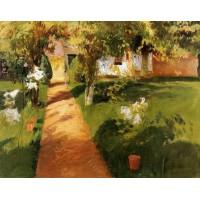 Millet's Garden
