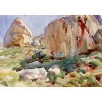 The Simplon Large Rocks