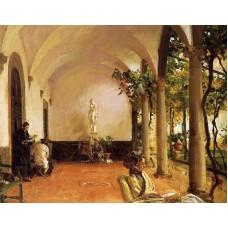 Villa Torre Galli The Loggia