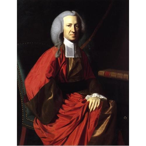 Portrait of Judge Martin Howard