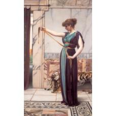 A Pompeian Lady