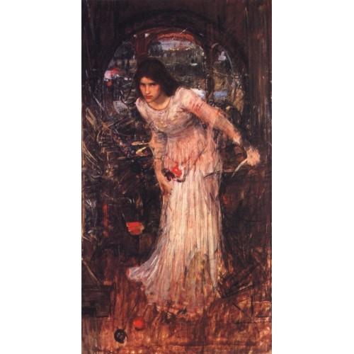 The Lady of Shalott 2