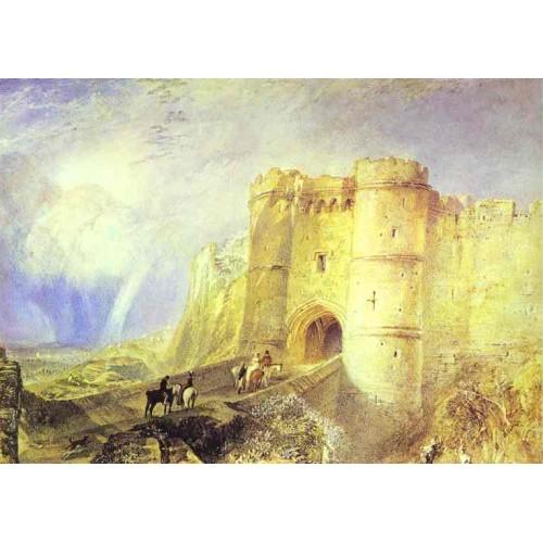 Carisbrook castle isle of wight