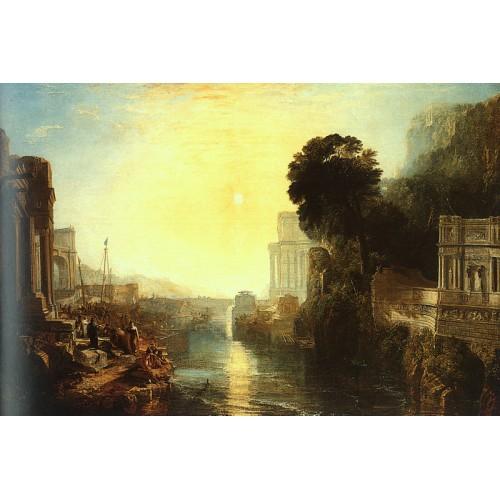 Dido Building Carthage