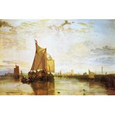 Dort the dort packet boat from rotterdam bacalmed