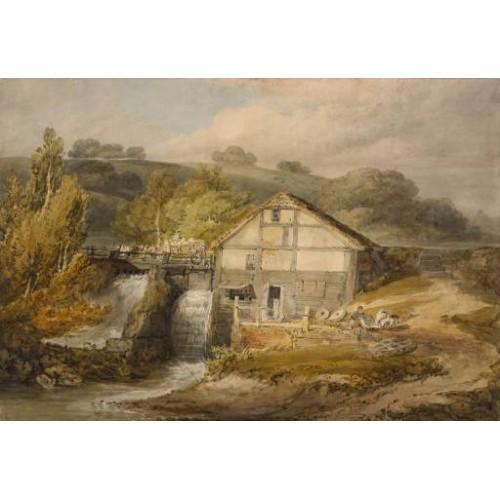 Keyes mill
